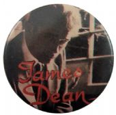 James Dean - 'James Suit' Button Badge